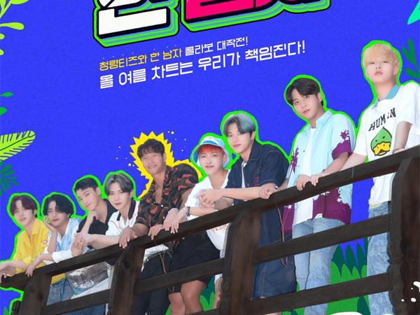 Kim Jong Kook dan ATEEZ Kolaborasi untuk Reality Show Baru