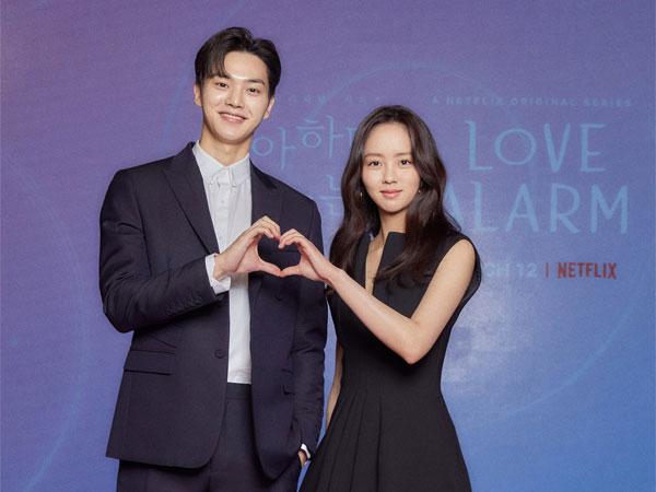 Song Kang dan Kim So Hyun Ungkap Perbedaan Karakter 'Love Alarm 2'