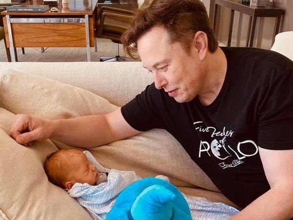 Melanggar Hukum, Elon Musk Ganti Nama Anak