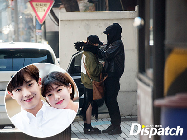 Dispatch Juga Rilis Foto Kencan Manis Pasangan Lee Joon dan Jung So Min, Bikin Baper!