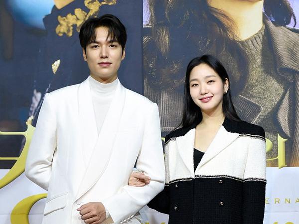 Bicara Tentang Chemistry, Lee Min Ho dan Kim Go Eun Saling Umbar Pujian