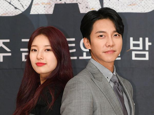 Reuni Setelah 6 Tahun, Lee Seung Gi Puji Habis Akting Suzy di Drama 'Vagabond'