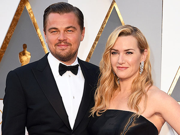 Leornado DiCaprio Menang Oscar, Kate Winslet Menangis Emosional