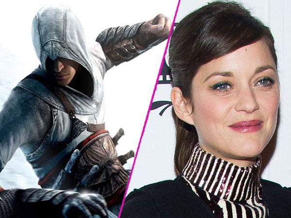 Marrion Cottilard Resmi Bergabung Dengan 'Assasin's Creed' the Movie?