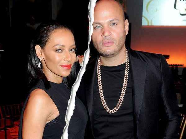 10 Tahun Menikah, Mel B 'Spice Girls' Gugat Cerai Suami!
