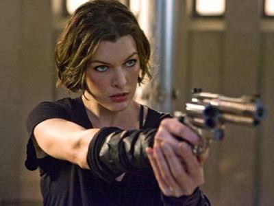 Milla Jovovich: Resident Evil Gabungan Ilusi dan Realita