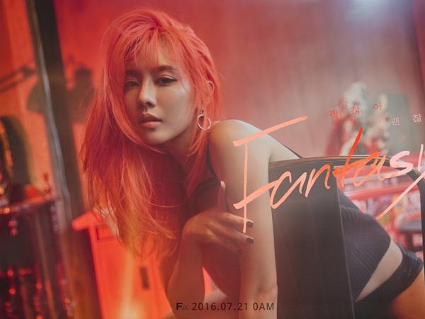 Wah, Fei miss A akan Debut Solo dengan Video Musik 19+!