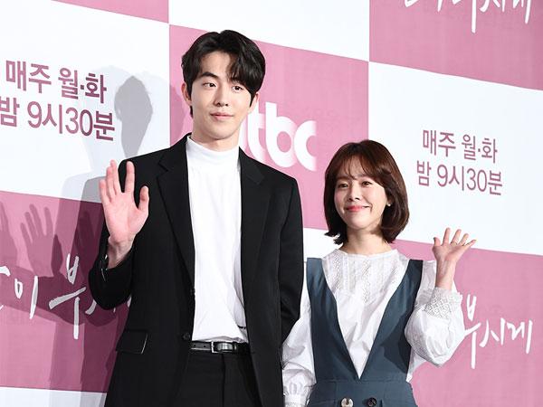 Han Ji Min Bicara Soal Chemistry dengan Nam Joo Hyuk yang Lebih Muda 12 Tahun
