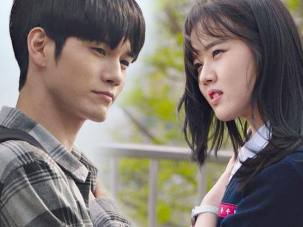 Pertemuan Pertama Ong Seongwoo dan Kim Hyang Gi di Teaser Drama '18 Moments'