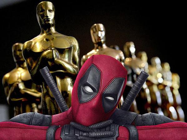 Tak Masuk Oscar, 'Deadpool' Bikin Nominasi dan Piala Sendiri!