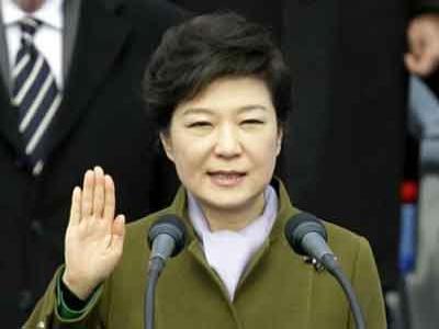 Korsel Kini Miliki Presiden Wanita