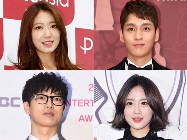 Congrats, Inilah Pasangan Seleb Korea yang Dikonfirmasi Pacaran di Paruh Pertama 2018! (Part 2)