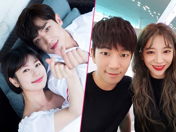 Congrats, Inilah Pasangan Seleb Korea yang Dikonfirmasi Pacaran di Paruh Pertama 2018! (Part 1)