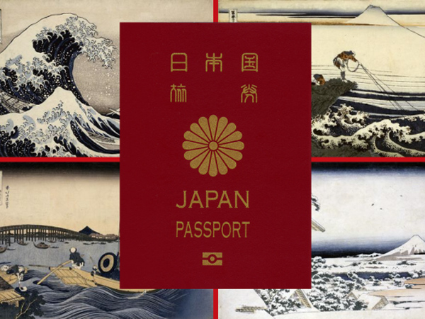 Keren, Jepang Bocorkan Desain Cantik Khas Negeri Sakura Untuk Passport Terbarunya!