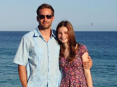 Beginilah Keadaan Putri Paul Walker, Meadow Pasca Kepergian Sang Ayah