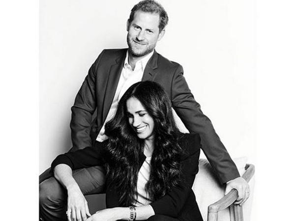 Pangeran Harry dan Meghan Markle Rilis Pemotretan Terbaru