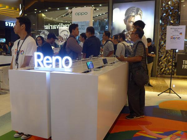 Oppo Mulai Penjualan Perdana Reno 10x Zoom di Indonesia, Ada Cashback Hingga Promo Tukar Tambah
