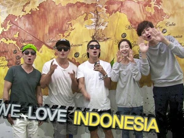 Lima Alasan Kamu Harus Nonton Fanmeeting Running Man 'Race Start Season 2' di Jakarta