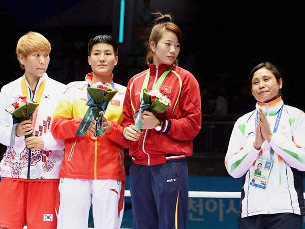 Wah, Atlet Tinju India Ini Tolak Terima Medali di Asian Games 2014!