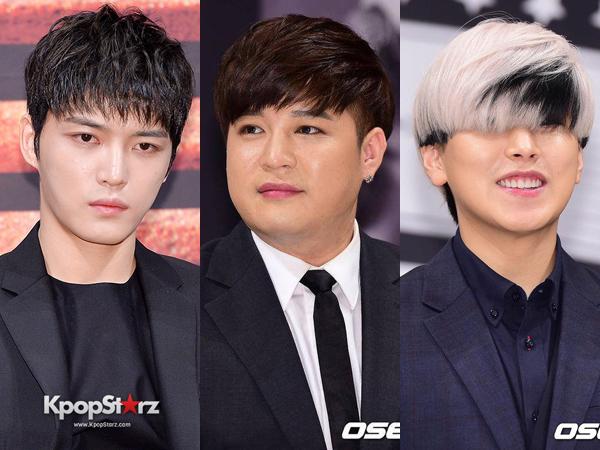 Intip Para Idola K-Pop Ini Saat Menjadi Prajurit di Pangkalan Militer Yuk!