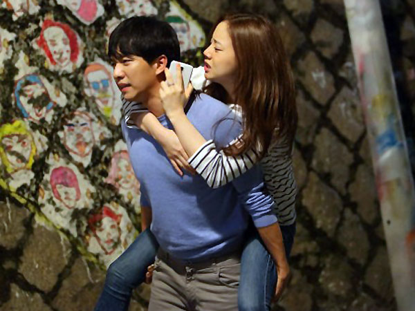 Lee Seung Gi Jadi Korban 'PHP' Moon Chae Won di 'Today's Love'