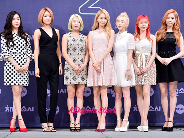 #8YearsWithSNSD, Simak Fakta-fakta Terbaru SNSD dari 'Channel Girls' Generation'