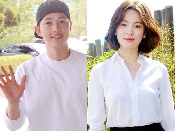 Telah Selesaikan Syuting, 'Song Couple' Goda Fans Lewat Teaser 'Descendant of the Sun'