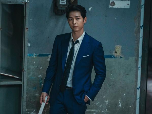 Sukses Besar, Song Joong Ki Ungkap Cara Akting di Drama 'Vinzenco'