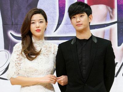 Kim Soo Hyun Mohon Untuk Dibuatkan Adegan Ciuman Dengan Jun Ji Hyun?