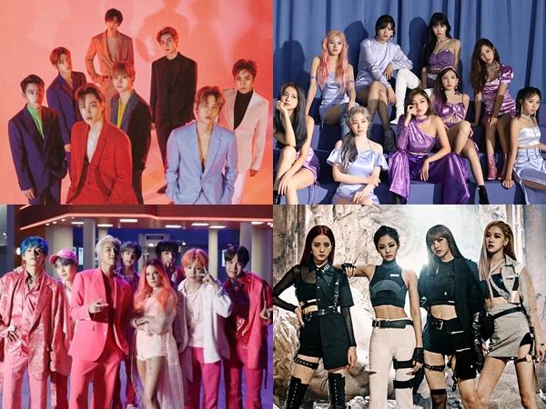 Perdana Digelar, Inilah 15 Lagu K-Pop yang Masuk Nominasi Spotify Awards 2020