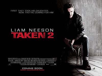 Trailer Taken 2: Liam Neeson Diculik Teroris
