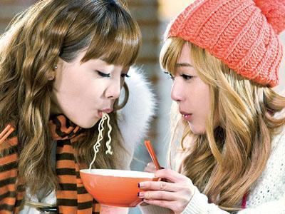 Makanan Sehat A La Wanita Korea
