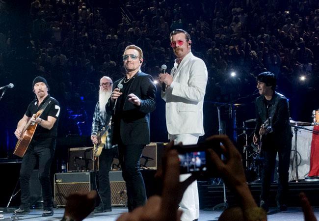 Gelar Konser di Paris Bersama Eagles of Death Metal, Band U2 Sebut Ajaran Islam Indah