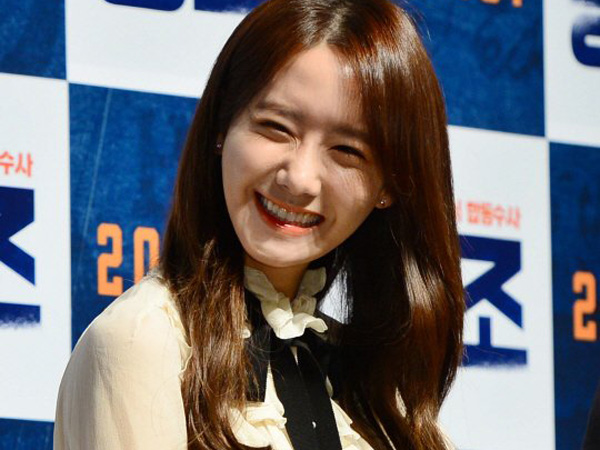 Gaya Fashion Senilai 109 Juta YoonA SNSD di Jumpa Pers Film 'Cooperation', Yes or No?