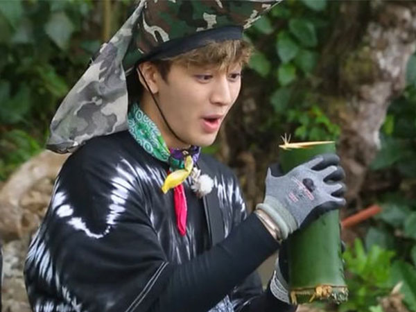 Sikap Positif dan Semangat Yunhyeong iKON Tuai Pujian dari PD dan Staff 'Law Of The Jungle'