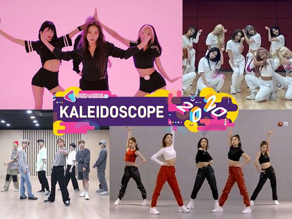 17 Video Dance Practice K-Pop Paling Banyak Ditonton Tahun Ini
