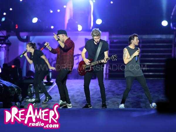 Konser One Direction Sebabkan Pertandingan Hoki di Irlandia Dibatalkan
