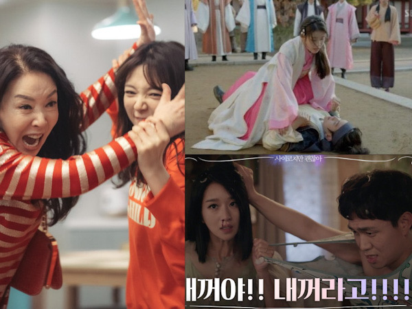 5 Adegan Berkelahi di Drama Korea yang Malah Bikin Ngakak
