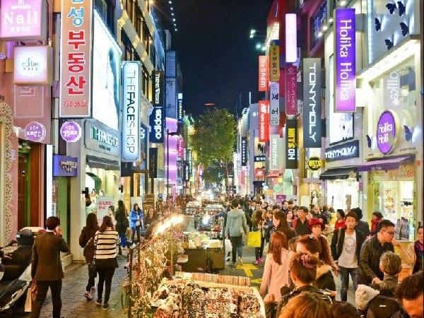 4 Lokasi Belanja Produk Kecantikan Populer di Korea
