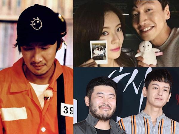 Komentar Pacar Hingga Sahabat di Momen Terakhir Lee Kwang Soo Bareng Running Man