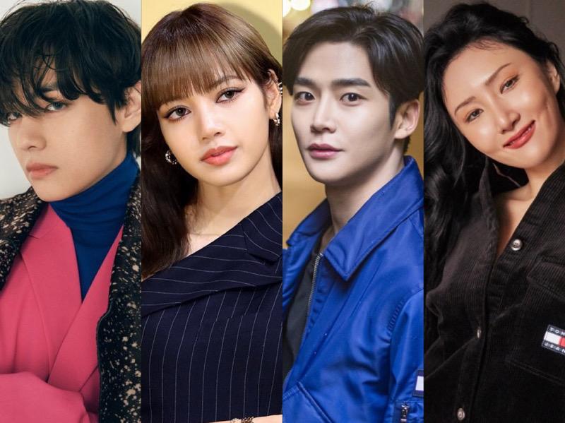 Deretan Idola K-Pop Ini Dinilai Punya Wajah Paling Modis di Asia