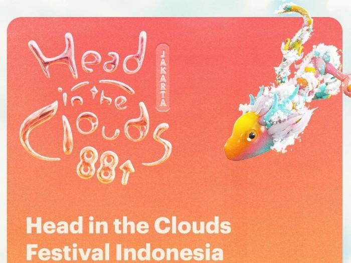 Head in the Clouds Festival Jakarta Resmi Ditunda
