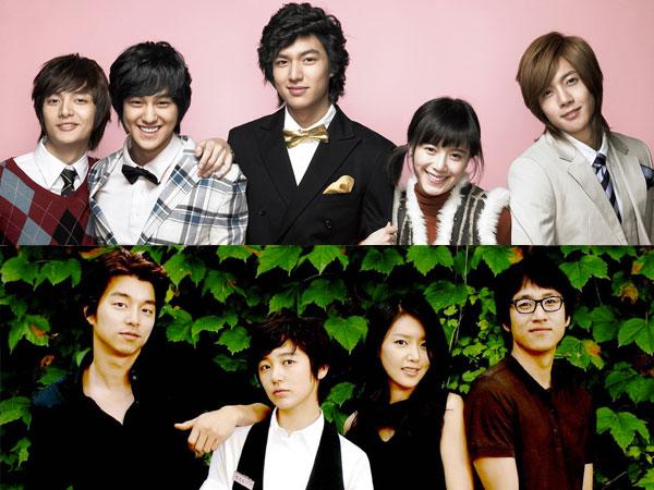 Ini Dia 6 K-Drama Paling Ikonik yang Bikin 'Terjerumus' ke Dunia Drama!