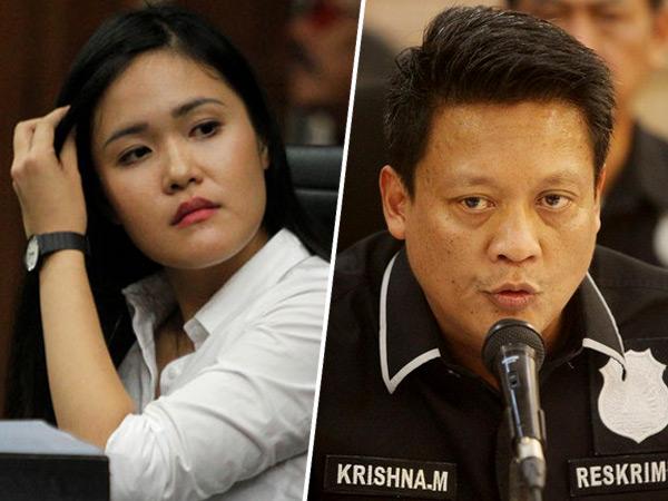Jessica Kumala Wongso Disuruh Kombes Krishna Murti Mengaku Telah Bunuh Mirna