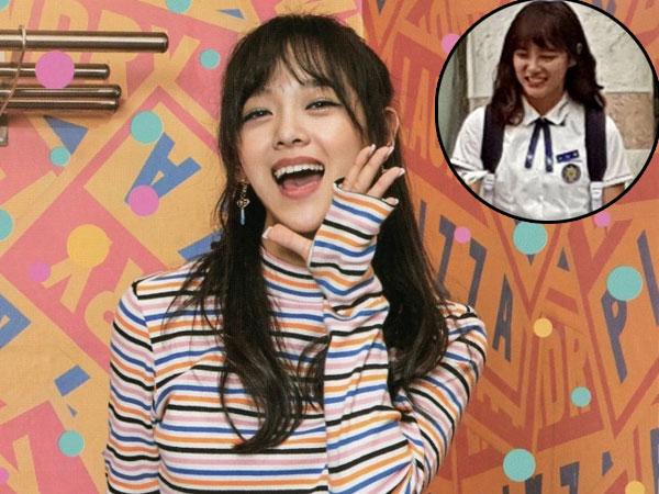 Sejeong gugudan Terlihat Mulai Syuting Drama 'School 2017'
