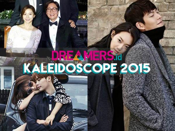 Ini 7 Pasang Bintang K-Drama yang Punya Hubungan Asmara di Tahun 2015!
