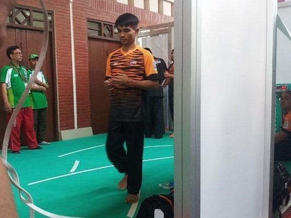 Atlet Silat Malaysia Ini Ngamuk Usai Kalah Dari Indonesia
