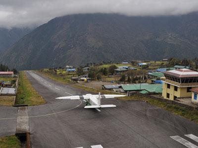 Nepal Miliki Bandara Ter-ekstrim di Dunia