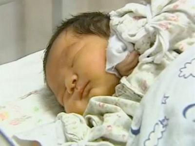 Wah, Ibu di China Lahirkan Bayi Raksasa 6,18 Kg
