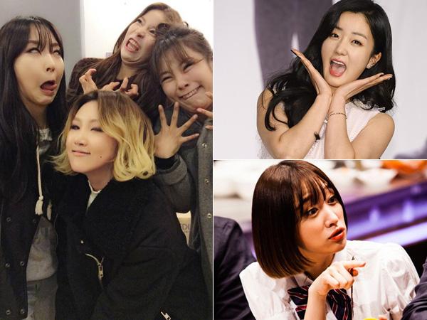 Enerjik dan 'Hiper Aktif', Para Idola K-Pop Wanita Ini Dikenal Selalu Bisa Hidupkan Suasana!